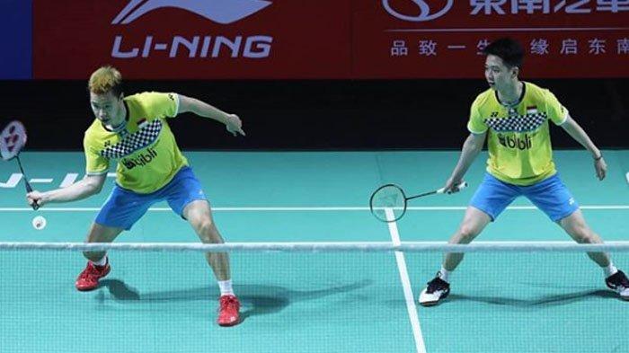 Pasangan ganda putra nomor 1 dunia, Kevin Sanjaya/Marcus Fernaldi Gideon bakal batal ikuti tiga turnamen di Thailand.