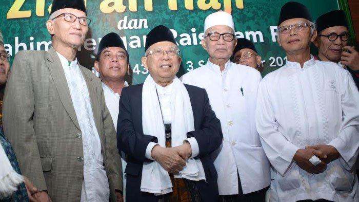 Cak Imin terkait Calon Timses Jokowi: Saya Dewan Penasihat, Erick TohirKetua, Deddy Mizwar Jubir