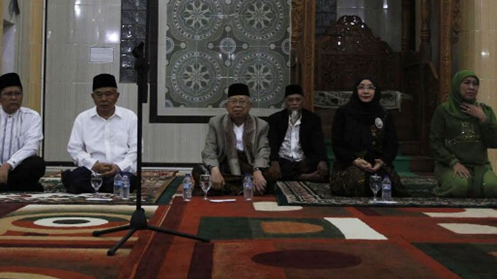 Pasangan Joko Widodo - Ma'ruf Amin Disebut Didukung NU Kultural dan Struktural