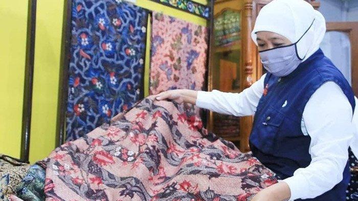 Hadapi New Normal, Khofifah Minta Koperasi di Jawa Timur Segera Percepat Transformasi ke Digital