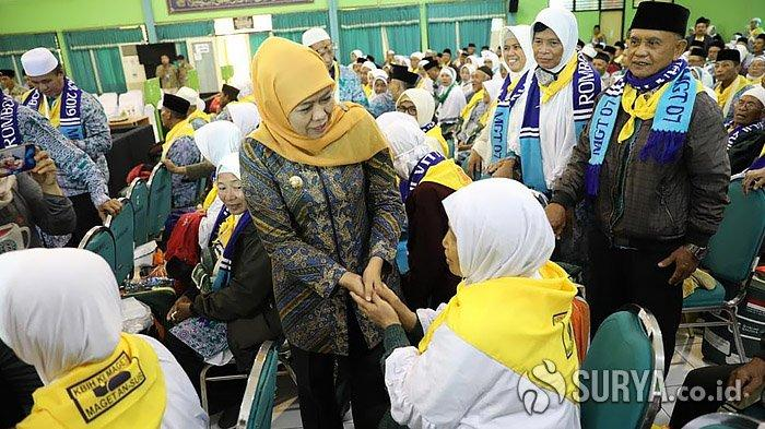 Ikut Kemendagri, Gubernur Khofifah Terapkan Aturan Pejabat Tak Boleh Pakai APBD untuk Naik Haji
