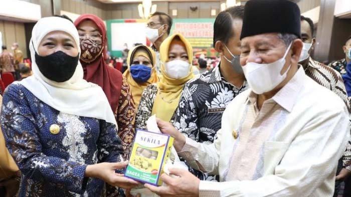 Pimpin Misi Dagang, Gubernur Khofifah Harap Transaksi Dagang Jatim-Malut Meningkat, Total Rp 500,2 M