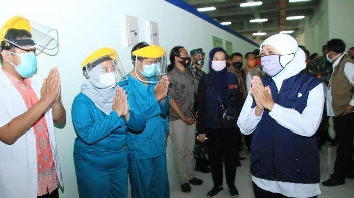 Stadion Joko Samudro Gresik Segera Beroperasi Jadi Pondok Rehabilitasi dan Observasi Pasien Covid-19