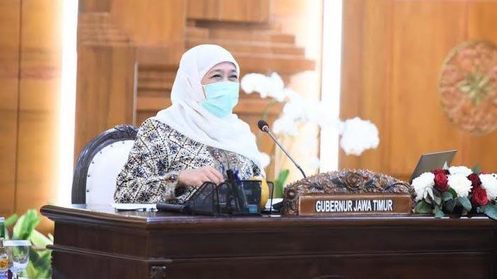 Tahun Baru Islam, Gubernur Khofifah Ajak Move On dari Pandemi Covid-19