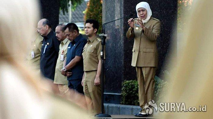 Khofifah Siapkan Lahan 1,5 Hektar di Siwalankerto Surabaya untuk Bangun Asrama Mahasiswa Nusantara