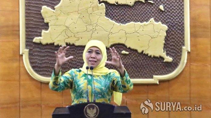 Pasca Teror Bom di Medan, Gubernur Khofifah Minta Masyarakat Jawa Timur Tingkatkan Kewaspadaan