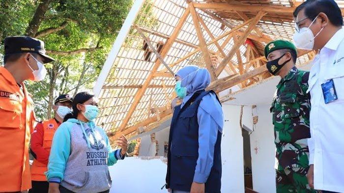 Recovery Rumah Rusak Akibat Gempa Ditarget Dua Bulan Selesai, SDM TNI-Polri Dikerahkan