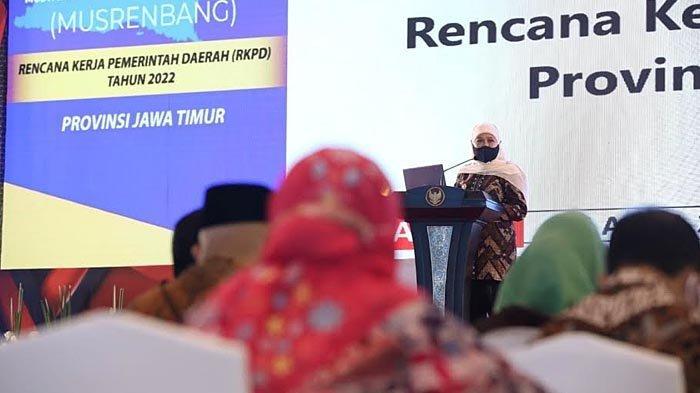 Tiga Fokus Pembangun Jatim Digodong di Musrenbang RKPD Tahun 2022