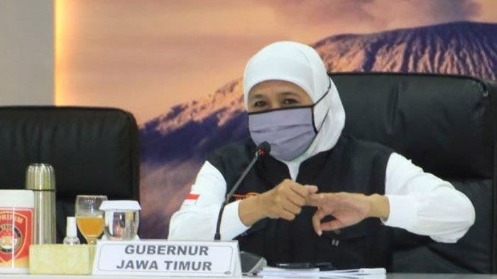 Mulai Sesuaikan Nomenklatur, Gubernur Khofifah Sebut Pemulihan Ekonomi Sudah Terbentuk di Jatim