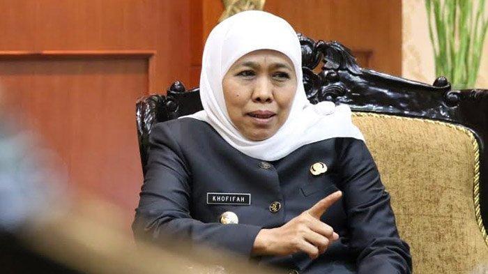 Gubernur Khofifah Tegaskan Jatim Aman Dari Indikasi Penyebaran Virus Corona