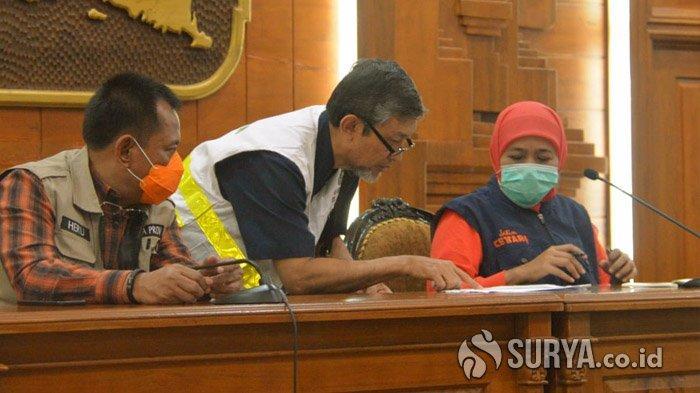 Pekerja Migran Indonesia Mudik Lebaran Lebih Awal, Khofifah Minta Segera Lakukan Rapid Test Corona