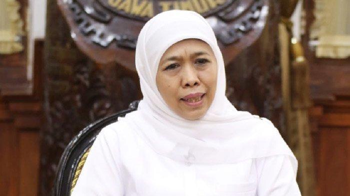 Gubernur Khofifah Sampaikan Bela Sungkawa Atas Wafatnya Ibu Marie Basofi Soedirman