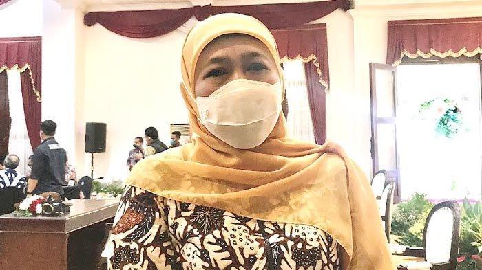 Hari Batik Nasional 2021, Gubernur Khofifah Ajak Masyarakat Beli Batik Jatim