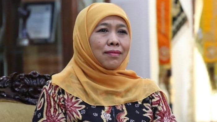 Gubernur Khofifah Sampaikan Duka Cita Mendalam Atas Wafatnya Ketua PP Muhammadiyah KH Yunahar Ilyas