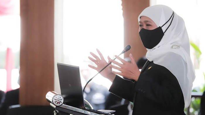 Gubernur Khofifah Ucapkan Selamat, Jumlah Siswa Jatim Lolos SNMPTN Terbanyak Nasional