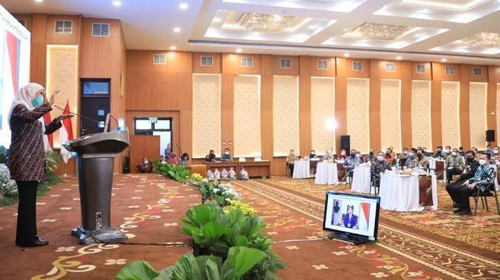 Gubernur Khofifah Mendorong Terwujudnya  Pamong Praja Kerja Cepat, Cerdas dan Extraordinary