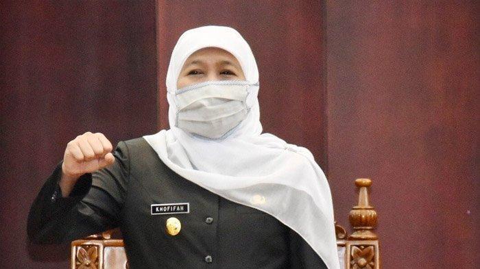 Pertajam Inspektorat, Khofifah Tambah Bidang Pencegahan Korupsi dan Pengawasan Reformasi Birokrasi