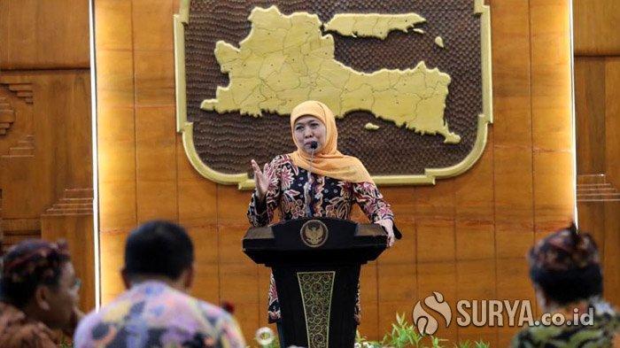 Gubernur Khofifah Sebut Sudetan Bengawan Solo di Bojonegoro Butuh Anggaran Rp 2,25 Triliun