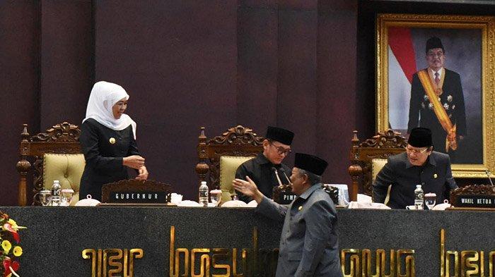 Raperda Perubahan Retribusi Daerah Disetujui, Gubernur Khofifah Optimis PAD Meningkat