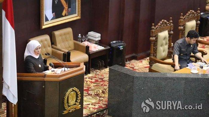 Gubernur Khofifah Belum Setujui DPRD Jatim Minta Kenaikan Tunjangan dan Uang Perjalanan Dinas