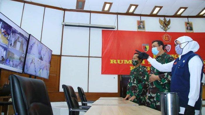 Gubernur Khofifah Bersama Pangkogabwilhan II Luncurkan One Gate Referral System