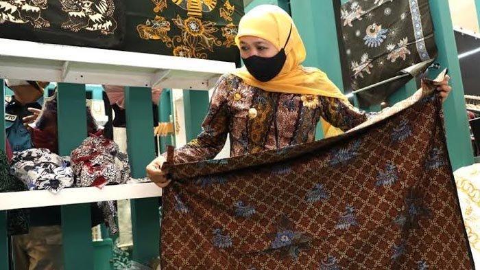 Pameran Batik Bordir Dibuat Tanpa Batas dengan Platform Online untuk Bangkitkan UMKM Jatim