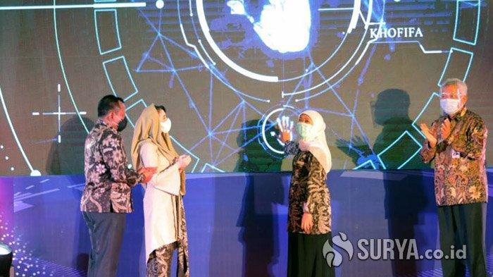 Jatim Fair Digelar Virtual, Khofifah Gandeng Diaspora untuk Pasarkan Produk Lokal