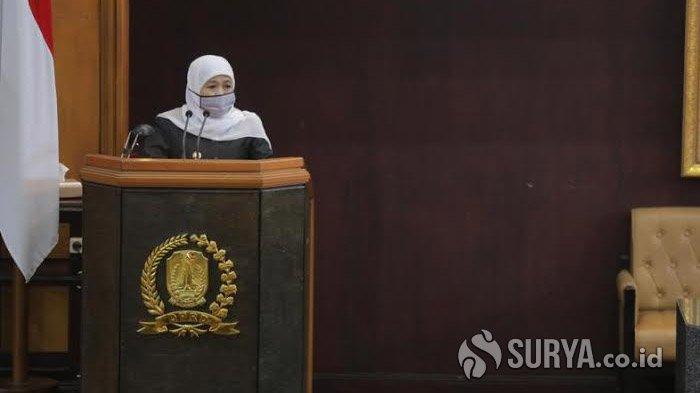 Gubernur Khofifah: Gugus Tugas Covid-19 Jatim Akan Dibubarkan, Diganti Dua Komite