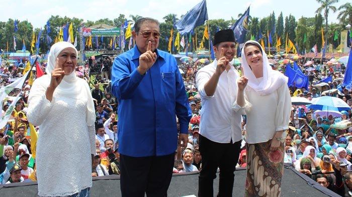 Khofifah-Emil akan Ditetapkan Jadi Gubernur dan Wagub Terpilih, Begini Sikap Partai Demokrat Jatim