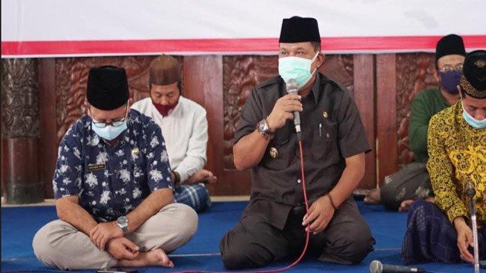 Berdoa agar Corona Disingkirkan, Masyarakat Nganjuk Serentak Ikuti Khotmil Quran