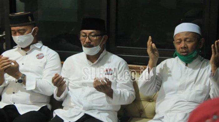 Pilbup Lamongan 2020, Suhandoyo-Astiti Suwarni Silaturahmi ke Ponpes Langitan Kabupaten Tuban