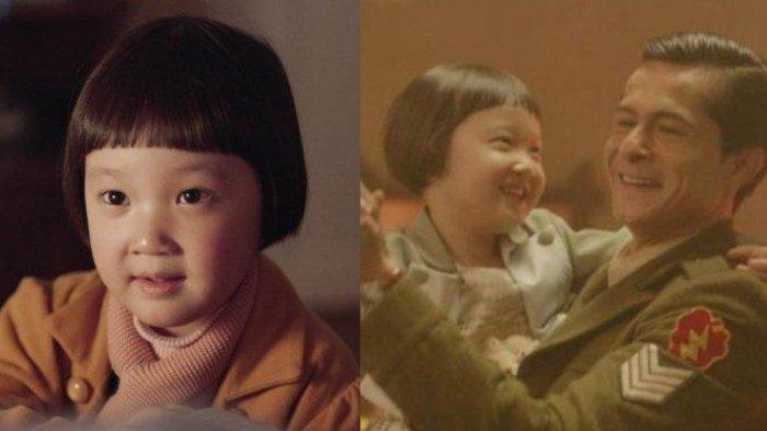 Biodata Kim Seol Pemeran Ayla Kecil di Film Ayla: The Daughter of War yang Viral di TikTok