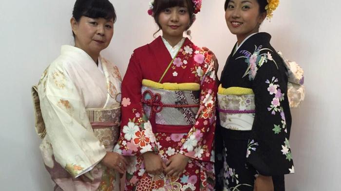 Tahukah Kau Arti Panjang Lengan Kimono Jepang?