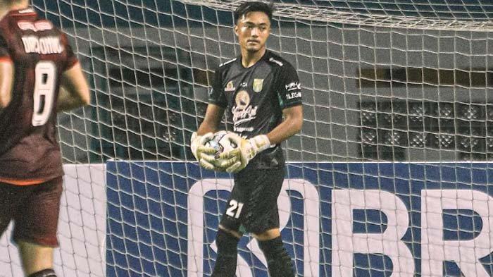 Persebaya Surabaya Tetap akan Turunkan Kiper Nando Hadapi Bhayangkara FC