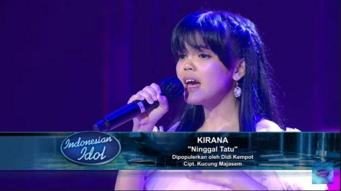 Lirik Lagu Ninggal Tatu - Didi Kempot Kembali Viral Seusai Dinyanyikan Kirana Indonesian Idol 2021