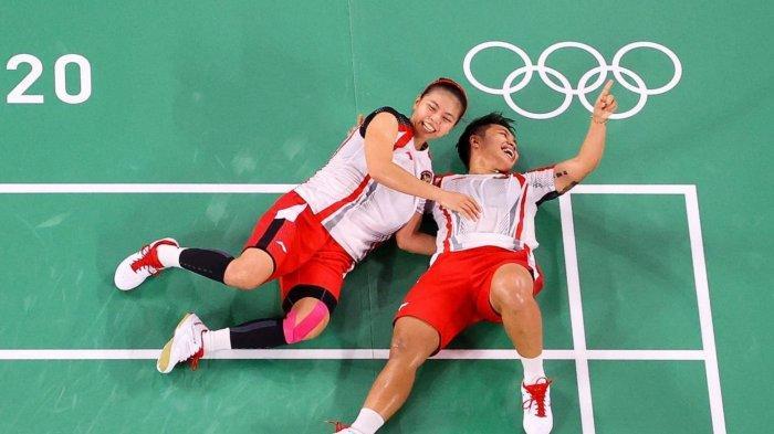 Kisah Greysia/Apriyani Raih Medali Emas Olimpiade Tokyo: Pernah Didiskualifikasi dan Hampir Pensiun