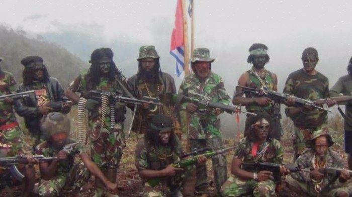 Senjata <a href='https://manado.tribunnews.com/tag/kkb' title='KKB'>KKB</a> <a href='https://manado.tribunnews.com/tag/papua' title='Papua'>Papua</a> <a href='https://manado.tribunnews.com/tag/lamek-taplo' title='LamekTaplo'>LamekTaplo</a> Buatan <a href='https://manado.tribunnews.com/tag/amerika-serikat' title='AmerikaSerikat'>AmerikaSerikat</a>, Mayjen <a href='https://manado.tribunnews.com/tag/tni' title='TNI'>TNI</a> Ignatius Yogo Ungkap Sumbernya