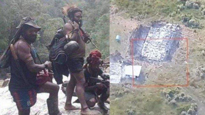KKB <a href='https://manado.tribunnews.com/tag/papua' title='Papua'>Papua</a> Makin Brutal Seusai Dicap Teroris, Bakar Sekolah, Puskesmas dan Rusak Jalan di Ilaga Utara