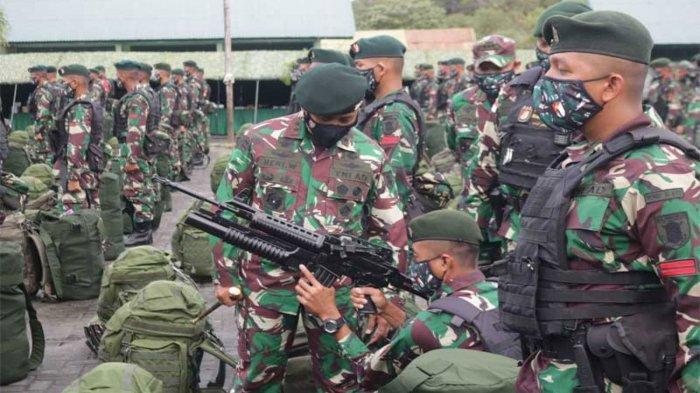KKB Papua Sudah Terdesak Satgas Nemangkawi, TNI Segera Kirim Lagi Pasukan Berkemampuan Raider