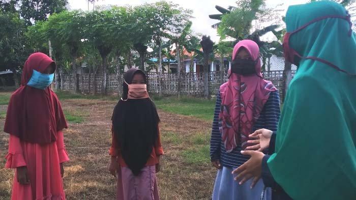 Gedasi selama Pandemi, Konsep KKN Tematik Mahasiswa UTM di Desa Majungan, Kabupaten Pamekasan