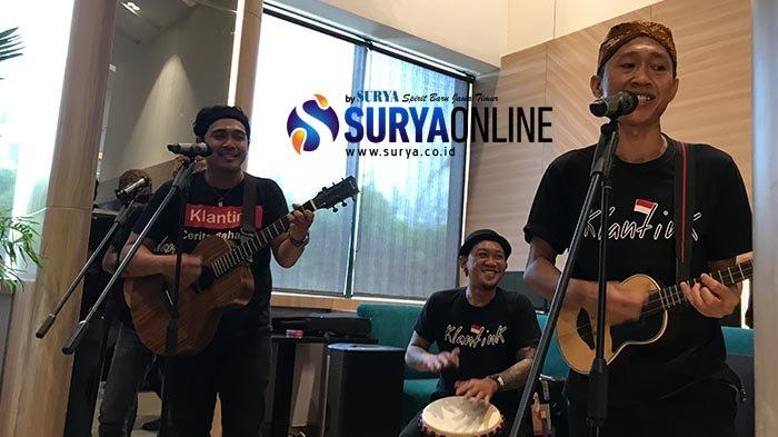 Angkat Budaya Jawa, Novotel Samator Surabaya Gandeng Band Klantink untuk Acara Tahun Baru 2020