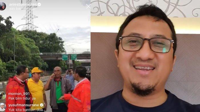 KLARIFIKASI Ustadz Yusuf Mansur yang Dituduh Tertawakan Anies Baswedan Sidak Banjir, 'Periksa Hati'