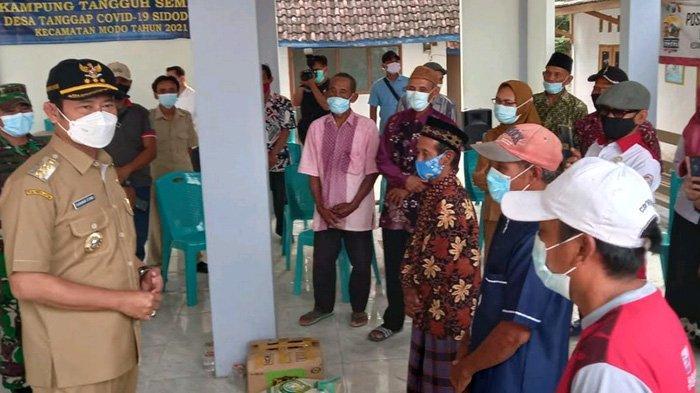 Awas Hajatan! Klaster Sidodowo Lamongan Meluas, 12  Reaktif dan 6 Positif di Desa Tetangga