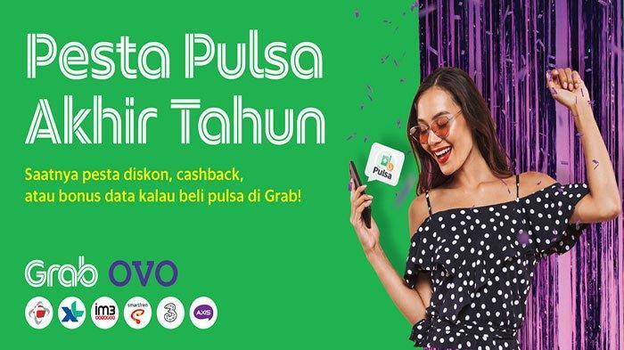 Kode Promo Grab Mulai 12 - 18 Desember 2019, Ada Diskon Paket Internet Telkomsel dan Operator Lain