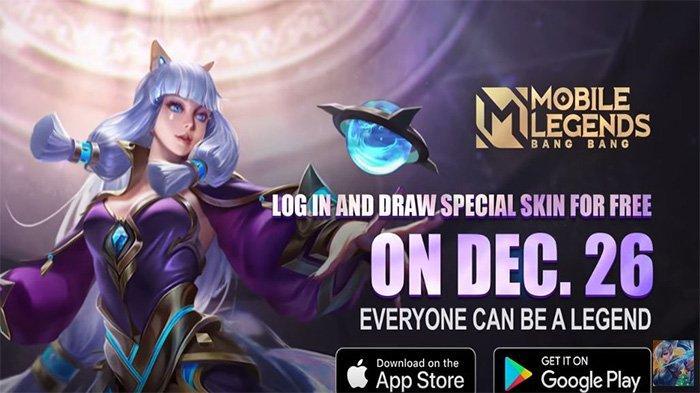 Kode Redeem Mobile Legends 20 Desember 2020 Terbaru: Awal Season 19, Dapatkan Hadiahnya
