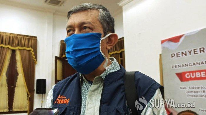 Inspektorat Jatim Terpapar Covid-19, Tracing Ketat Dilakukan Melalui Rapid Test 24 ASN Kontak Erat