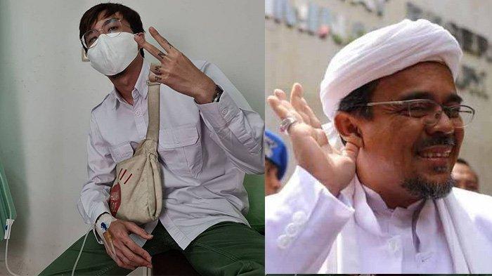 Sempat Kritik Acara Habib Rizieq Mantu, dr Tirta Ajukan Ketum FPI Jadi Agen Protokol Kesehatan