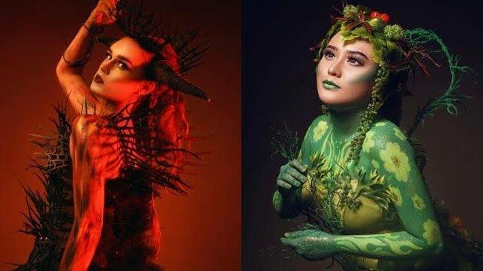Desainer Aksesori Achmad Nuries Taufan Fantasikan Alam lewat Aksesori 'Lost in Wonderland'