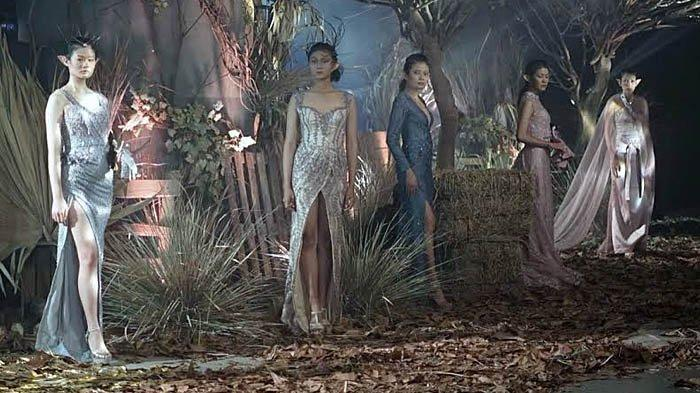 Dongeng Hutan Ajaib dalam Koleksi Enchanted Forest Rancangan Diana Nathania