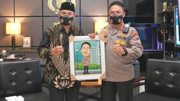 Inovasi Kapolrestabes Surabaya Tangani Pandemi Covid-19: Setelah Dilantik Tambah 22 Mobil Vaksin